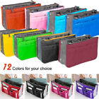 Handbag Insert Organizer Purse liner Women Ladies Makeup Organiser Bag Cosmetic