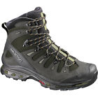 SALOMON Men's Quest 4D 2 GTX Backpacking Boots, Iguana Green