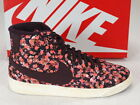 NIKE Wmns Blazer Mid VNTG LIB QS Liberty Deep Burgundy Women Shoes 529037-600