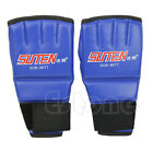 Cool MMA Muay Gym Punching Bag Sparring Thai Training Boxing Gloves Half Mitts