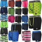 NEW MENS CROSSHATCH NEONIC 3 OR 2 PACK BOXERS SHORTS TRUNKS DESIGNER UNDERWEAR