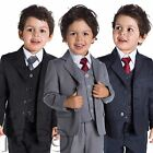 Baby Boys Suits, Boys Wedding Suits, Page Boy Suits, 3 Colours, 1 - 14 years