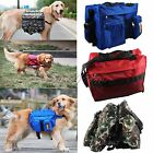 Large Dog Professional Hiking Bag Pet Outdoor Travel Backpack Harness Holder