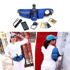 Unisex Travel Sports Jogging Running Cycling Waist Belt Bag Pouch Multi Function