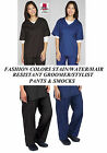 Grooming GROOMER STYLIST Hair Water Stain Resistant SMOCK&PANT Trouser Top Shirt