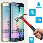 Tempered Glass Cover Screen Protector Clear Cover For Samsung Galaxy S5 S6 Edge