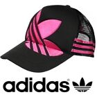 ADIDAS ORIGINALS WOMENS BASEBALL CAP LADIES SPORTS RUNNING TREFOIL HAT NEW