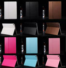 Leather Ultra Thin Magnetic Smart Case Cover For Apple iPad 2 3 4 Mini Air 2