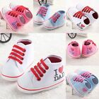 Non-slip Baby Boy Girl Crib Shoes Sneaker Toddler Infant Newborn-18 Months #FU42