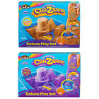 Cra-Z-Sand Deluxe Play Set Choice of Colours NEW