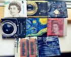 NEW Handmaking Novelty Wallet Purse --- Light*Thin*Small
