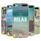 HEAD CASE HIPSTER GETAWAYS SILICONE GEL CASE FOR APPLE iPOD TOUCH 5G 5TH GEN