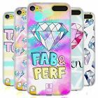 HEAD CASE DIAMOND GLAM SILICONE GEL CASE FOR APPLE iPOD TOUCH 5G 5TH GEN