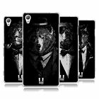HEAD CASE CLASSY ANIMALS SILICONE GEL CASE FOR SONY XPERIA Z3