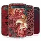 HEAD CASE MARSALA TRENDS SILICONE GEL CASE FOR BLACKBERRY CLASSIC Q20