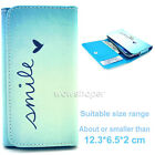 Purse Wallet g21 PU Leather Flip Card Case Cover For Multi Model Smartphone