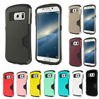 Anti-Shock Case defender Armor Dual Cover Hard Matte PC For iPhone Galaxy LG