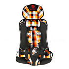 Safety Infant Child Baby Car Seat Seats Carrier Portable Red Blue Square red