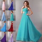 New Long Lady Sexy Evening Party Ball Prom Gown Formal Bridesmaid Cocktail Dress