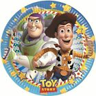 TOY STORY Star Power Woody Buzz Birthday Party Supplies Tableware Decorations