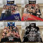 WWE Superstars Official Single Duvet Cover Bed Set New Gift 4 Designs