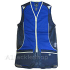 Beretta GT031 Silver Pigeon Skeet Clay Shooting Vest Blue / Navy 2015 Version