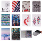 "Painting Leather Flip Smart Case Cover for Samsung Galaxy Tab S 10.5"" T800 T805"