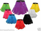 New Crazy Chick Girls 2 layer 50's 18 inch long tutu skirt fancy dress