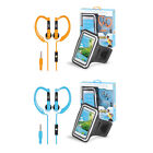 Trevi Sports Earphones with Universal Smartphone Holder Armband FREE DELIVERY