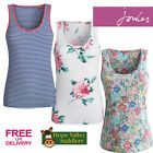 Joules Fifi Ladies Jersey Vest (S) **BNWT** **Free UK Shipping**