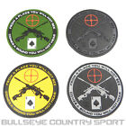 AIRSOFT RUBBER MORAL PATCH FROM A PLACE SNIPER PATCH ACE OF SPADES