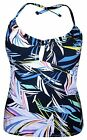 New Anne Cole Womens Tankini Swimsuit Top 8 12 14 16 18 Bathing Suit $68
