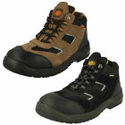 Wholesale Mens Safety Boots 10 Pairs Sizes 7-11  A3047