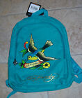 Ed Hardy Bruce or Josh Style Backpacks -  Many New Styles - MSRP $45 NEW