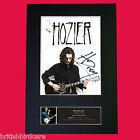 HOZIER Signed Autograph Mounted Photo Reproduction PRINT A4 567