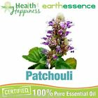 earthessence PATCHOULI ~ CERTIFIED 100% PURE ESSENTIAL OIL ~ Therapeutic Grade