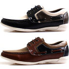 New Mooda Formal Lace up Fashion Sneakers Men Boat Casual Dress Shoes