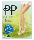 Pretty Polly Naturals Sandal Toe Pantyhose Hosiery