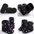 NEW 0-18 Months Anti-slip Baby Boy Girl Toddler Soft Sole Shoe Boot Infant #FU66