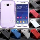 S Line Slim Soft TPU Gel Silicone Case Cover For Samsung Galaxy Core Prime G360H