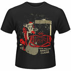 THE DAMNED There Ain't No Sanity Clause Album Cover T-SHIRT NEU