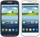 Samsung Galaxy S3 III SGH-I747 Smartphone -16GB AT&T GSM Unlocked white Blue PPQ