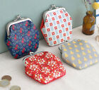 Iconic Pattern Coin Wallet Case Pocket Storage Holder Purse Mini Accessories