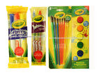 *CRAYOLA For Kids ARTS & CRAFTS& BATHTUB Markers+Paint+Brushes+MORE *YOU CHOOSE*