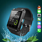 I5 Bluetooth Smart Watch Handfree Watches Passometer Fitness Tracker IOS Android
