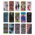 For Samsung Top Selling Soft TPU Series Silicone Rubber Gel Vogue Case Cover #AB