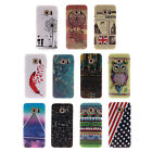 Classic Soft TPU Silicone Printed For Samsung Rubber Gel Salable Case Cover #B02