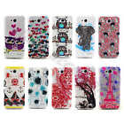 Luxury Painted 0.3MM Slim For Samsung TPU Silicone Gel Soft Skinny Case Cover