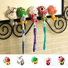 Animal Toothbrush Wall Holder Suction Cup Cartoon Animal Sucker Bathroom Storage