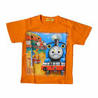 ON SALE Thomas Tank & Friends Fashion T-Shirt Children Kids Cotton FREE SHIPPING